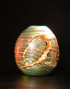 Blown Glass Art | code gv015 pallin murano glass mini vase description blown glass vase ...