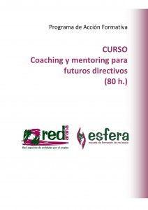 Coaching y mentoring para el futuro.