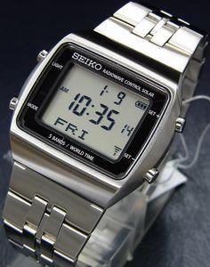 Seiko SBPG001 Spirit Digital