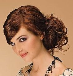 updo hairstyles for long hair casual