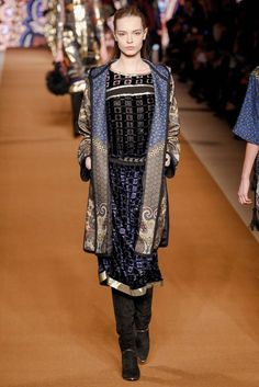 Etro Fall 2014 Ready-to-Wear Fashion Show