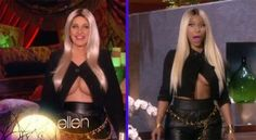 "LOL! Ellen DeGeneres Doing The Nicki Minaj ""Anaconda"" (video) : Old School Hip Hop Radio Station, Online Radio Station, News And Gossip"