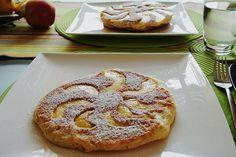 Dicke Obst - Pfannkuchen, ein schönes Rezept aus der Kategorie Dessert. Bewertungen: 598. Durchschnitt: Ø 4,7.