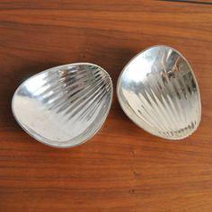 Pair of Tapio Wirkkala Sterling Silver Small Bowls / Ashtrays Purple Amethyst, Makers Mark, Scandinavian Design, Bowls, Sculpture, Sterling Silver, Objects, Handmade, Etsy