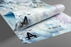 Print designed by Anymade Studio. #Print #Binding #Design