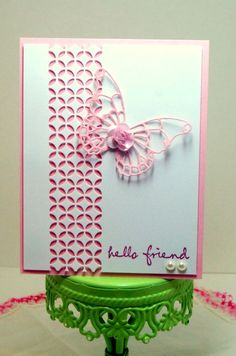Hello Friend Card