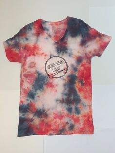 CraaazE Buzz (Shooting Star) Tie Dye T | CraaazE Buzz Clothing Black Tie Dye, Custom Vinyl, Shooting Stars, Online Clothing Stores, Boys T Shirts, Prints, Clothes, Red Black, Tops