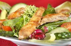 La Salade de porc à la moutarde, une autre façon de savourer le porc du Québec.