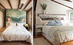Decoración de dormitorios con cabeceros originales - Decofilia.com