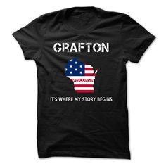(Tshirt Top Sell) GRAFTON LOVE X2 Best Shirt design Hoodies, Tee Shirts