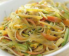Crostata di zucchine e fiori di zucca | Sale&Pepe