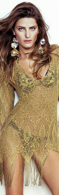 Isabelli Fontana for Morena Rosa ♥✤ #summer #summertime #sun #follow #hot #sunny #warm #fun #beautiful #sky #clearskys #season #seasons #swimwear #swimsuits #womensfashion #bikini #tankini #onepiece #bluesky #vacationtime #weather #2piece #fashion #coverups #bikinicovers