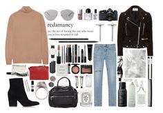 """Redamancy"" by step1855 ❤ liked on Polyvore featuring Acne Studios, Equipment, Alexander Wang, Yves Saint Laurent, Daniel Wellington, MAC Cosmetics, Bobbi Brown Cosmetics, NARS Cosmetics, Christian Dior and Byredo"
