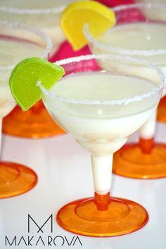 Mousse de Margarita de Limón