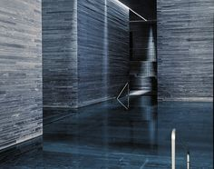 Therme Vals Spa in Switzerland by Peter Zumthor _
