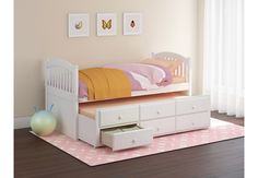 Best Abbey Twin Trundle Bed Trundle Bed Night Stand And 640 x 480
