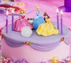 Disney Princess Garden Royalty Cake Topper  $6.98