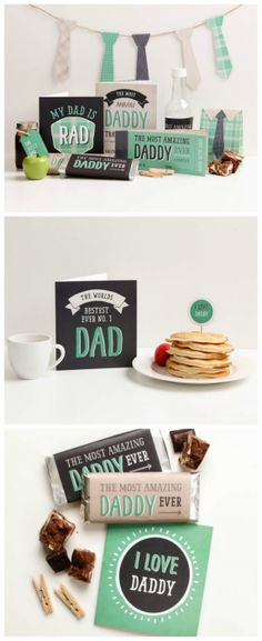 Gorgeous Father's Day Printable Pack