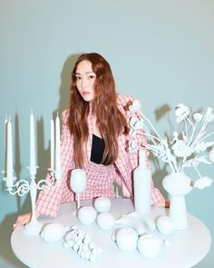 Jessica Jung, Ice Queen, Krystal, Snsd, Girls Generation, Dream Life, Style Icons, Toddler Bed, Photoshoot