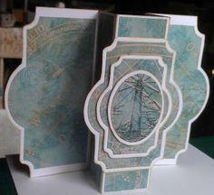 Paper Play by Kathi: Fancy Fold