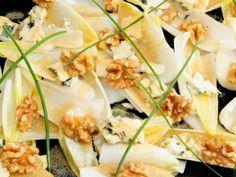 Receta   Ensalada de endibias con roquefort y nueces - canalcocina.es
