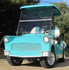 custom golf carts - Google Search