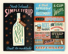 50+ Fun Lettering Artworks by Mary Kate McDevitt | Designbolts Hand Lettering Styles, Cool Lettering, Typography Letters, Lettering Design, Spice Things Up, Things To Come, Simple Syrup, New Artists, Art School