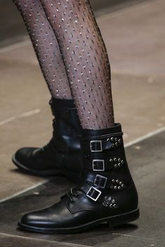 Saint Laurent fw13.14 stockings <3
