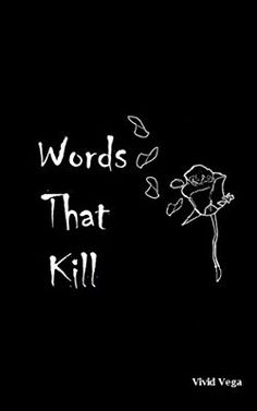 http://amzn.to/2sGTstN Words That Kill is a collection of poetry about one's breaking point. Themes included are depression, anxiety, abuse, body dysmorphic disorder, hope, and love. The collection is split into three chapters, Sticks and Stones, which deals with the rise of the Words That Kill, followed with Last Breath, the climax of the breaking point, and lastly, I See the Light, which deals with hope and love surrounding the darkness of the pain caused by the Words That Kill