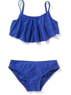 Ruffled Bikini for Girls