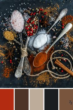 ZJ Colour Palette 218 #colourpalette #colourinspiration