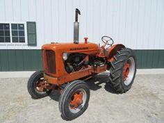 1948 Allis Chalmers WF Tractor