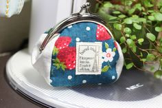 free pattern - coin purse