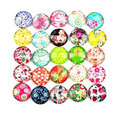 Find More Jewelry Findings & Components Information about 8 40mm Mix  Magic Image Flower Round Glass Dome Magnifying Cabochons Clear Pattern jewelry findings clasp 20pcs/lot,High Quality jewelry plate,China findings earrings Suppliers, Cheap jewelry layouts from Shangcheng Jewelry Co.,Ltd on Aliexpress.com