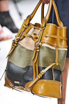 My Five - Burberry Prorsum Spring 2012
