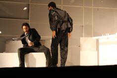 Integrando o Festival Latino-Americano de Teatro da Bahia, acontece o espetáculo 'Namíbia, Não!', entre os dias 3 e 5 de setembro, no Teatro Acbeu às 20h.