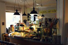 Liebling - café/butikk, Øvrefoss 4, Oslo #norway #oslo