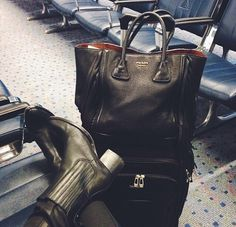 Love love love the boots AND bag