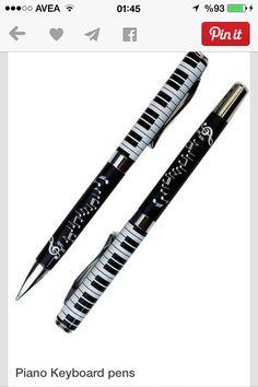 piyano+notalı kalem