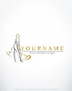 Exclusive Logos Shop – Sexy Female Logo