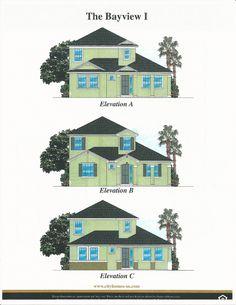 Windermere Terrace City Homes Bayview i Model in Windermere FL