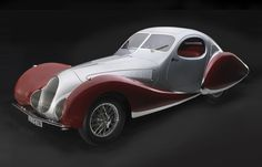 1938 Talbot-Lago T-150C-SS Teardrop Coupe - Frist Center for the Visual Arts June 14-Sept 15, 2013