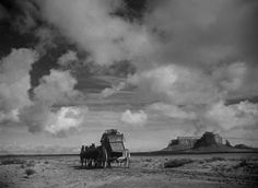 STAGECOACH (1939) Cinematographer: Bert Glennon Aspect Ratio: 1.37:1 Director: John Ford The Long Voyage Home, Claire Trevor, John Carradine, The Quiet Man, The Searchers, John Ford, Western Film, The Expendables