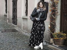EllaSharlota: WHITE, GREY, BLACK Grey, Black, Dresses, Fashion, Gray, Vestidos, Moda, Black People, Fashion Styles