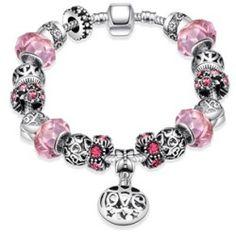Women Of The World Unite Pandora Inspired Bracelet Silver Charm Bracelet 0d22e26b962