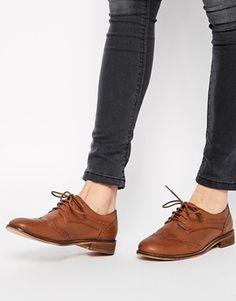 Imagen 4 de Zapatos Oxford de cuero MILLIONAIRE de ASOS