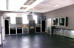 inside garage ideas | Interior Garage Designs, These are the pictures of garage designs.