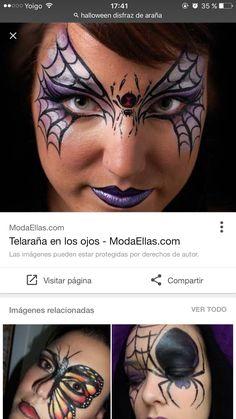 Halloween Eye Makeup, Halloween Eyes, Holiday Makeup, Halloween Looks, Halloween Cosplay, Halloween Costumes, Creepy Makeup, Cat Eye Makeup, Makeup Art