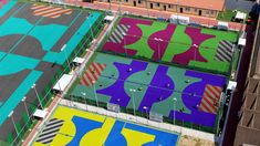 Football Pitch, Use Of Technology, Local Parks, Create Awareness, Stencil Diy, Ho Chi Minh City, Foreign Policy, Dezeen, Socialism