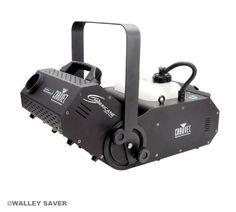 H1800FLEX Chauvet 1800 watt Huge Area fog machine high output fogger dj